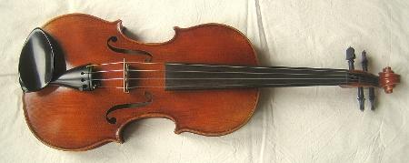 Geige Roderich Paesold, Modell 803E